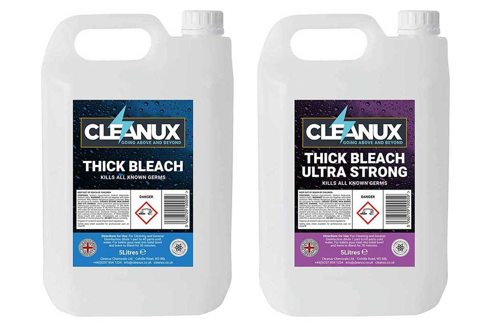 Cleanux Thick Bleach