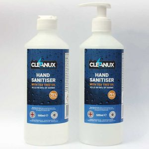Cleanux Personal Hand Sanitiser
