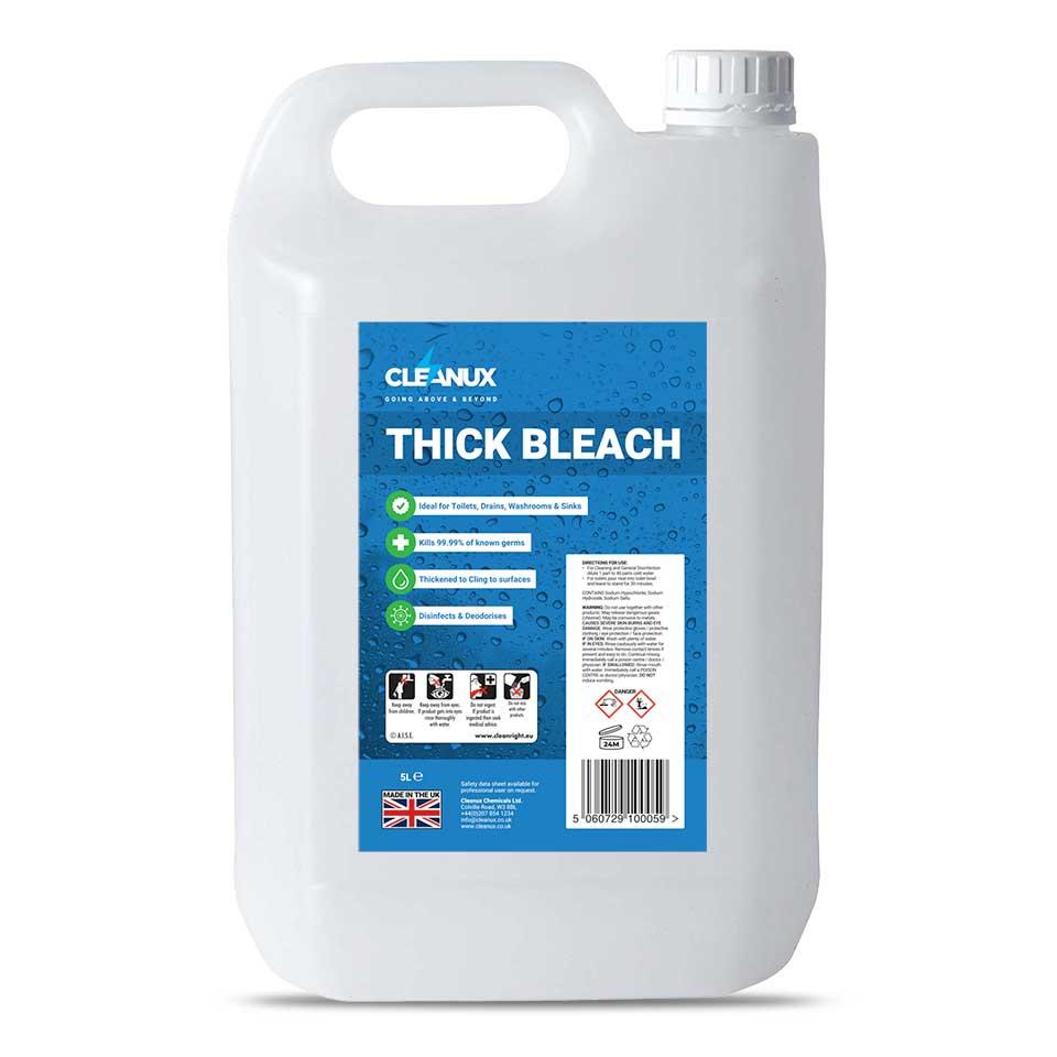 Cleanux Thick Bleach