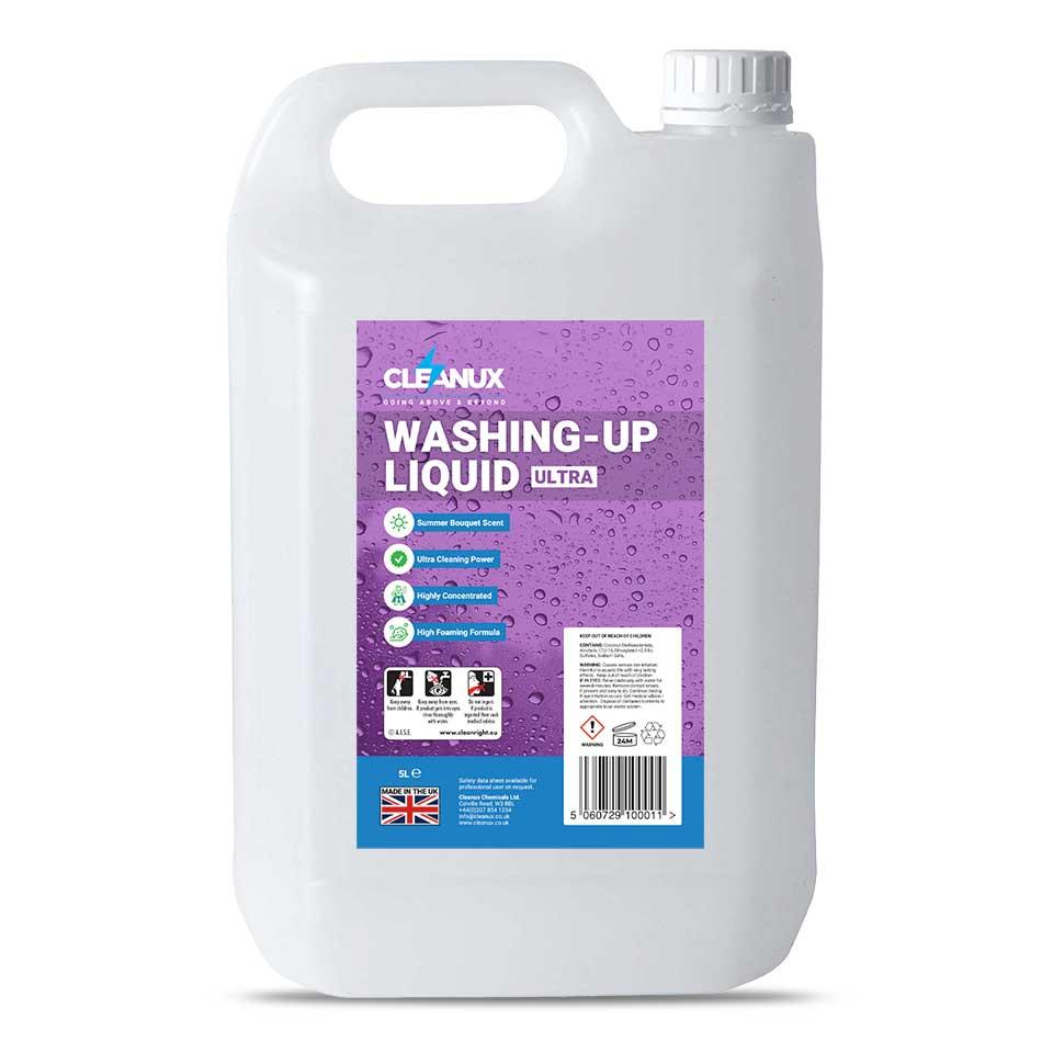 Cleanux Washing Up Liquid Ultra